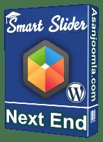 افزونه Smart Slider pro 3.2.12-پیشرفته ترین کامپوننت اسلایدشو وردپرس