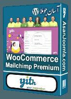 افزونه Yith WooCommerce Mailchimp Premium 1.1.0-ارسال خبرنامه-ووکامرس