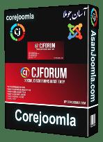افزونه CjForum 2.0.2-کامپوننت انجمن ساز برای جوملا-نسخه فارسی