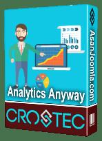 افزونه analytics anyway pro 1.0.1-آنالیز و تجزیه تحلیل آمار بازدیدها