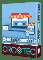افزونه Breezing Commerce pro 1.8.0-کامپوننت فروشگاهی خاص برای جوملا