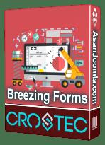 افزونه Breezing Forms pro 1.9.0-یکی از برترین فرم سازهای جوملا