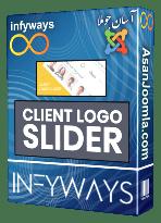 افزونه Client Logo Slider 4.6-نمایش لوگوی اسپانسرها، شرکت ها و مشتریان