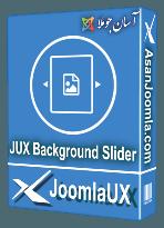 افزونه JUX Background Slider 1.0.3-اسلایدر برای پس زمینه سایت-جوملا