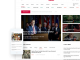 Gazette Template Responsive