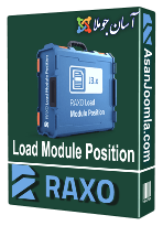 افزونه RAXO Load Module Position 1.1-ایجاد موقعیت ماژول در ابتدا یا انتهای مطلب
