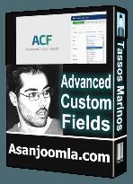 افزونه Advanced Custom Fields Pro 0.3.1-فیلدهای سفارشی پیشرفته جوملا