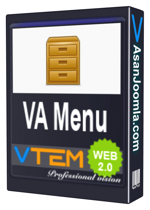vtem accordion menu