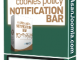 Cookiespolicynotificationbarpro1 T